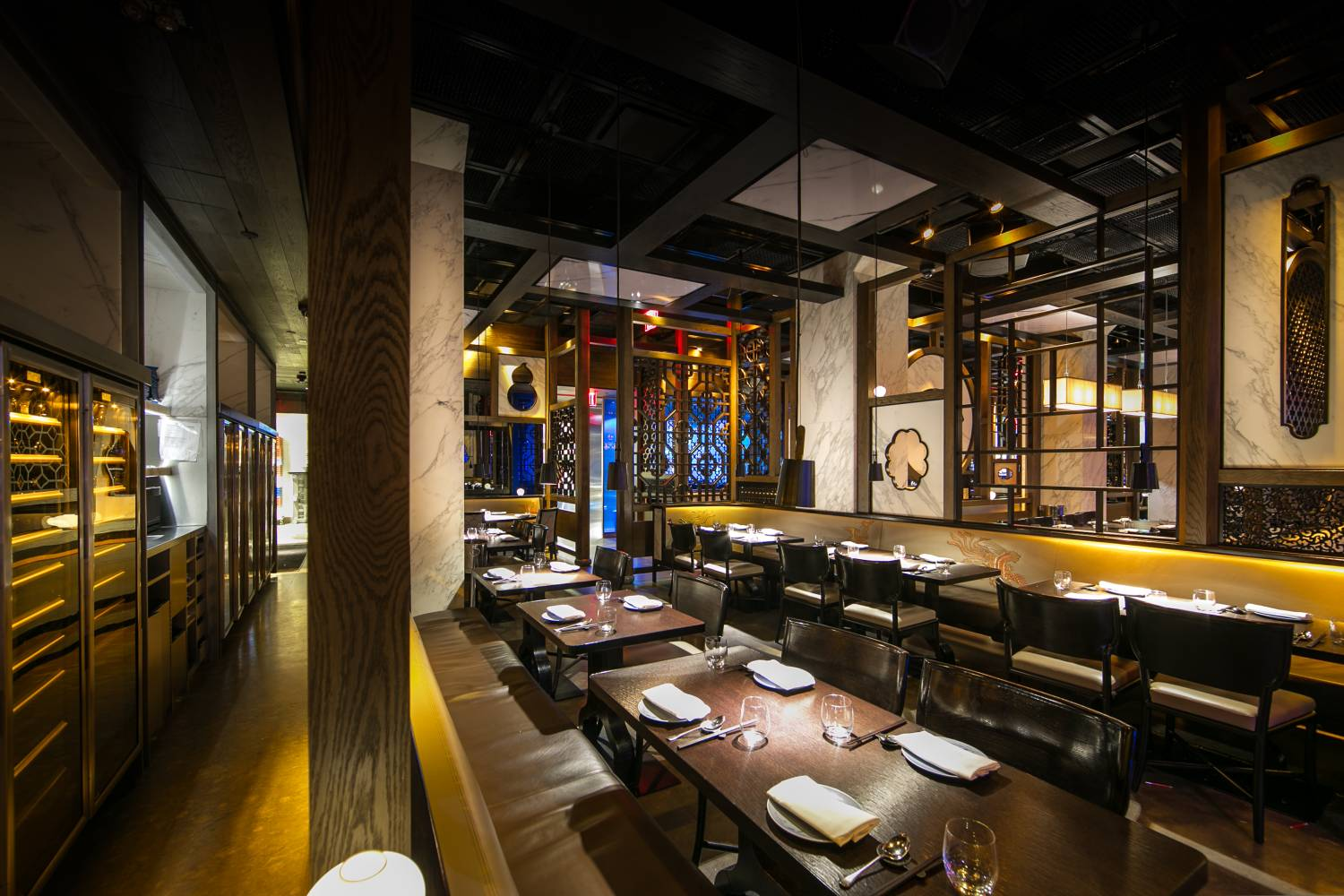 Hakkasan new york the official guide to new york city for What do in nyc
