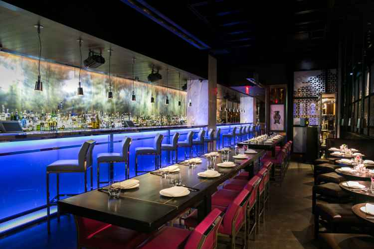 Hakkasan New York The Official Guide To New York City