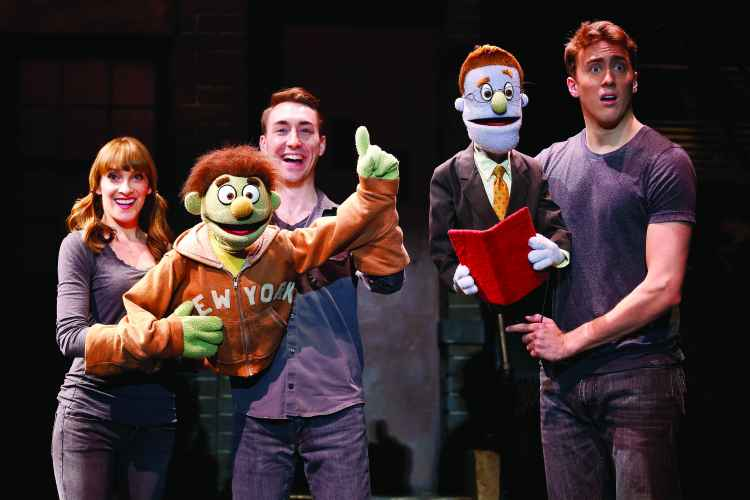 Avenue Q group