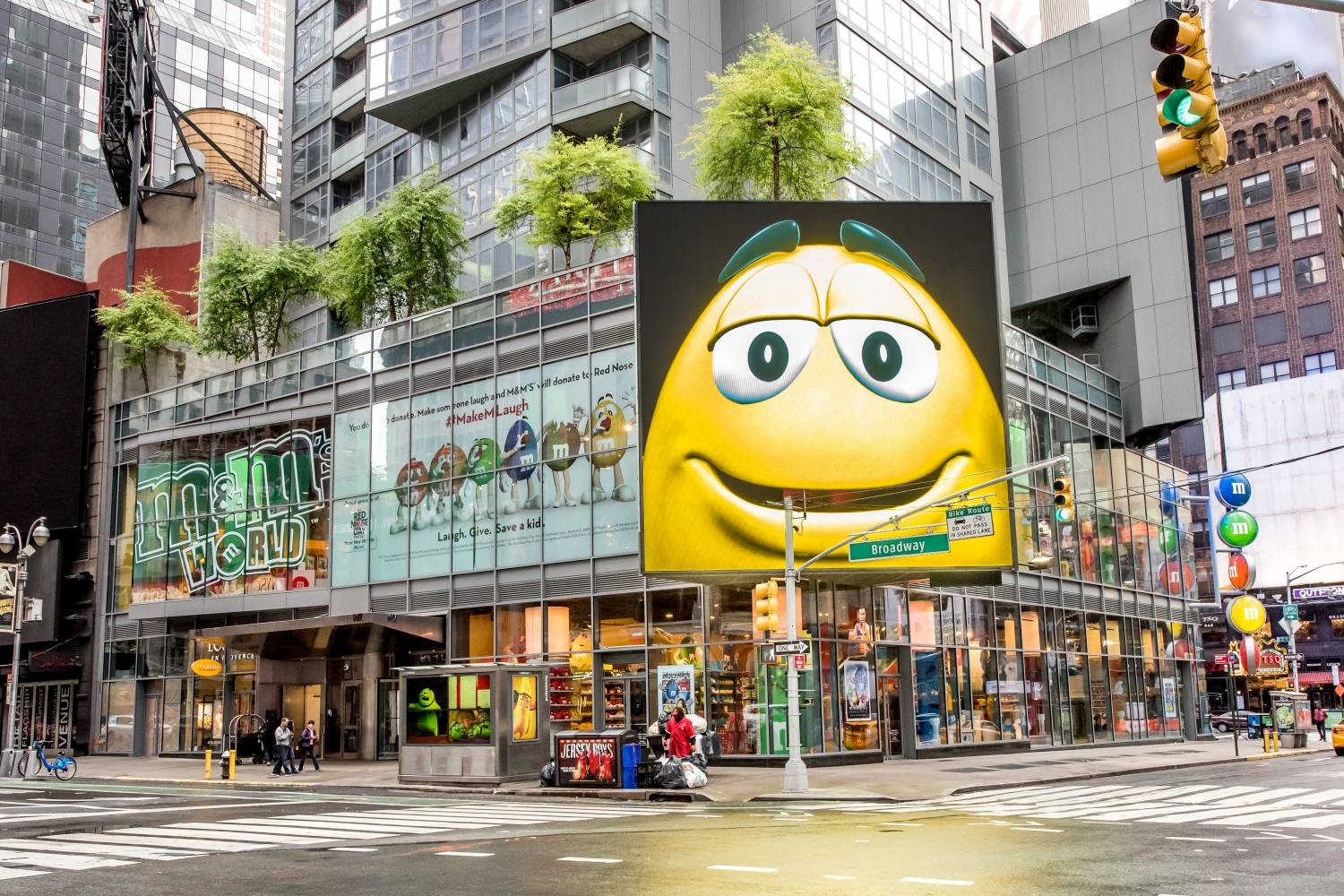 M&M's World New York - The Official Guide to New York City