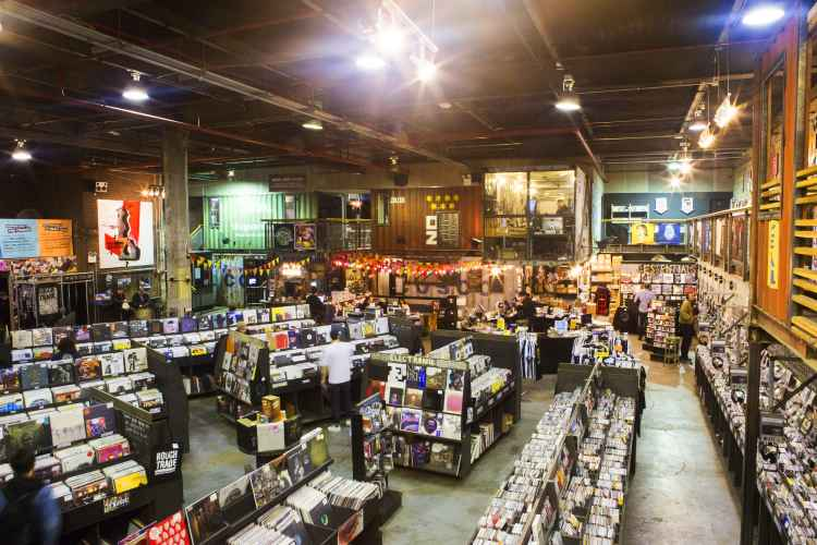 Williamsburg brooklyn shopping guide rough trade reheart Images