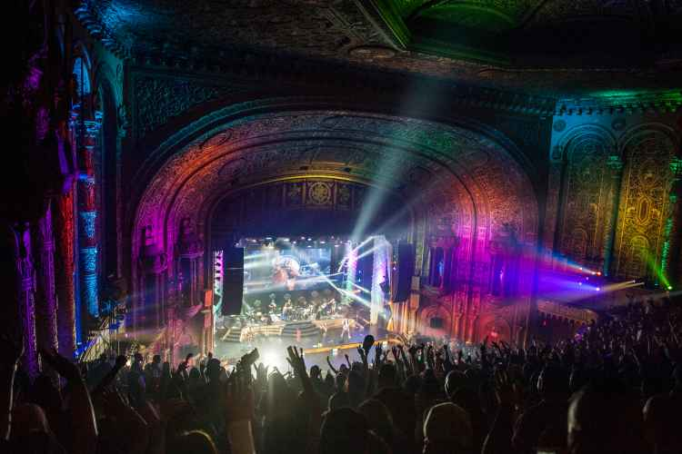 Concert at United Palace Theatre