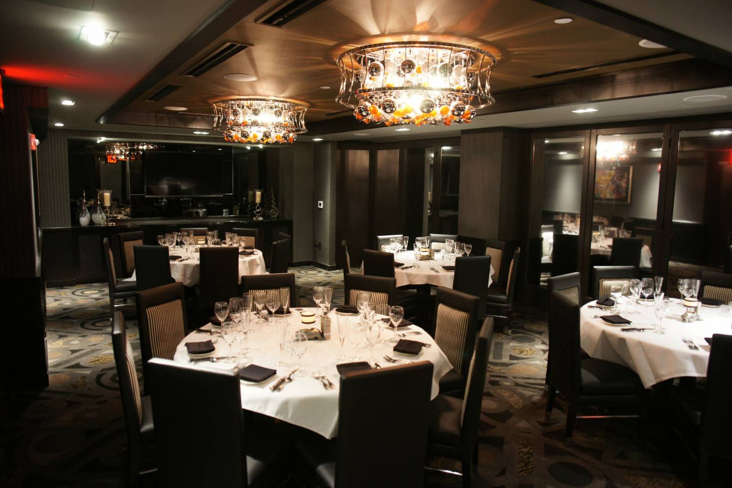Morton S The Steakhouse World Trade Center The