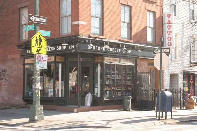 Williamsburg brooklyn shopping guide bedford cheese shop reheart Images