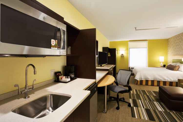 king suite studio at Home2 Suites by Hilton Long Island City/Manhattan View