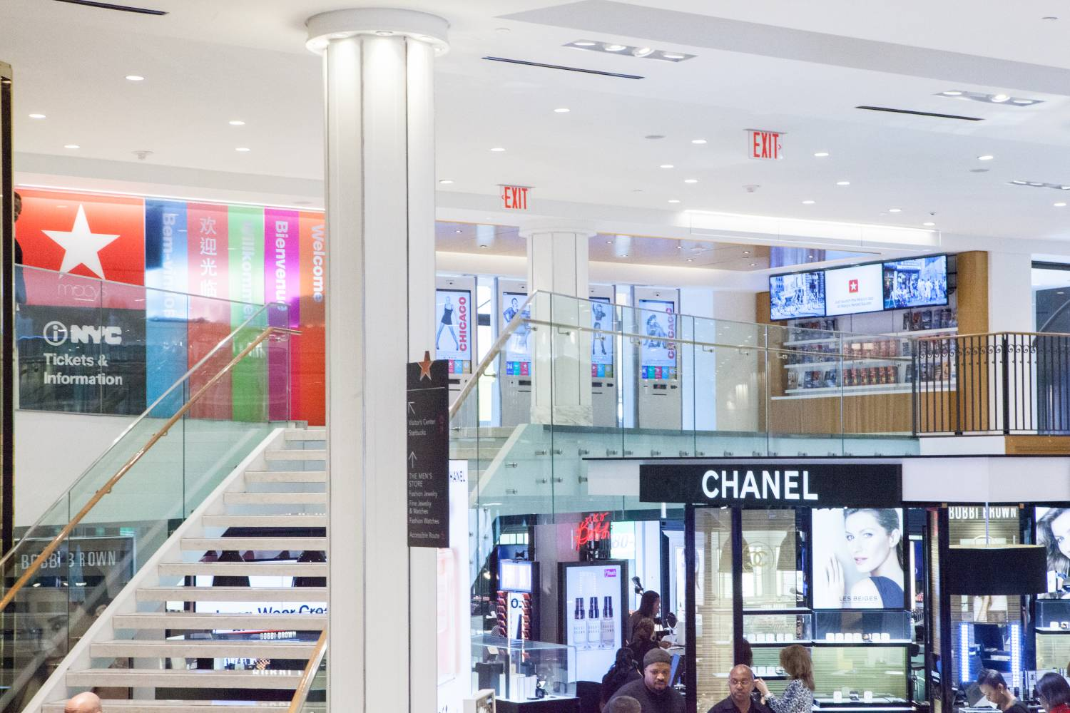 a1c5bca6329d5 Official Information Center at Macy's Herald Square | Venues