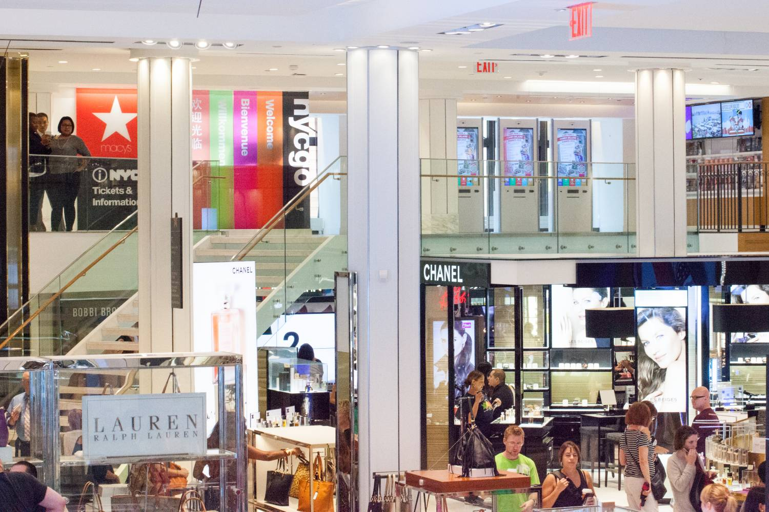 Official Information Center At Macy S Herald Square Venues