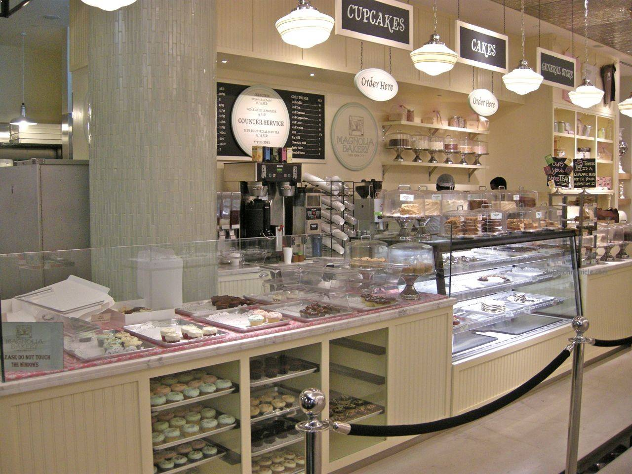 . Magnolia Bakery  Grand Central   The Official Guide to New York City