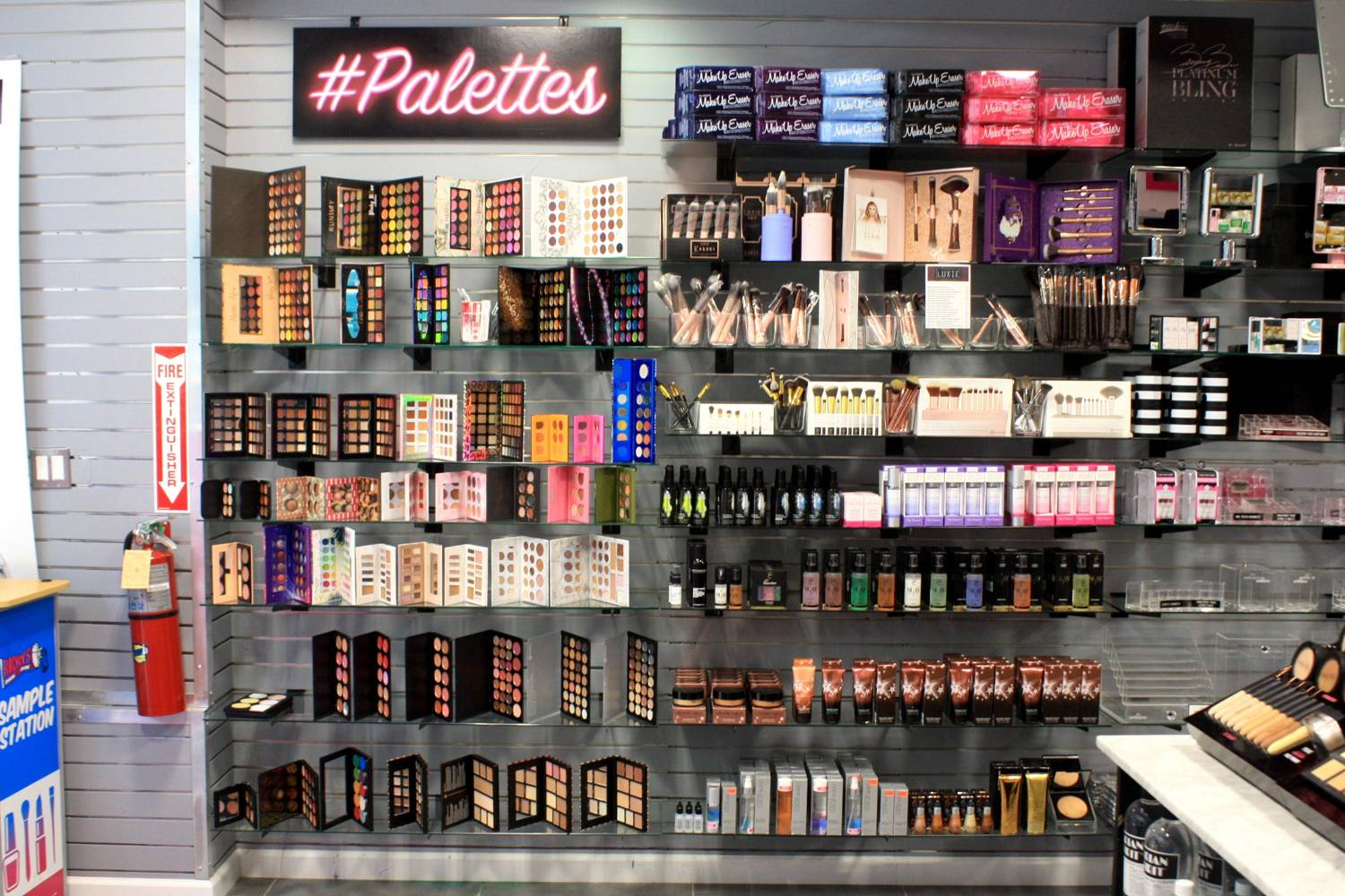 Ricky S Nyc Union Square Cosmetics And Beauty Store Nycgo