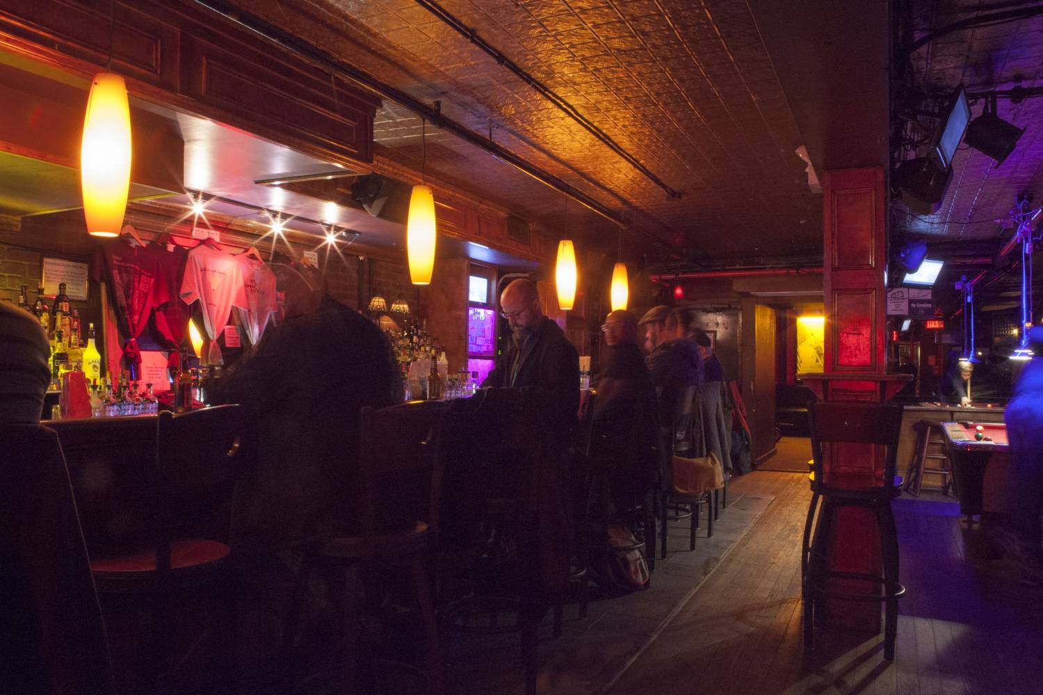 Stonewall Inn interior