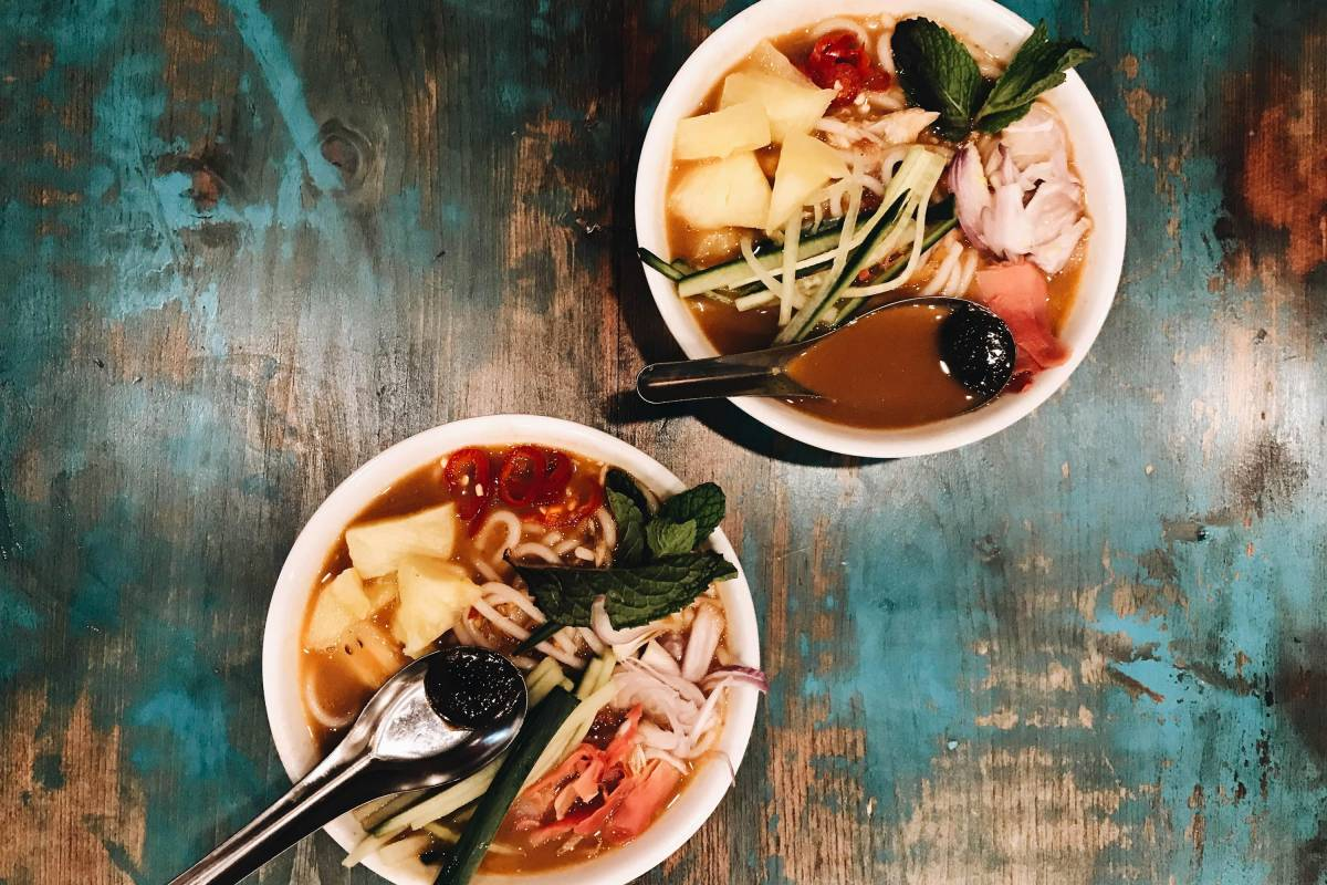 Eat at Kopitiam | A Malaysian Restaurant in Lower East Side