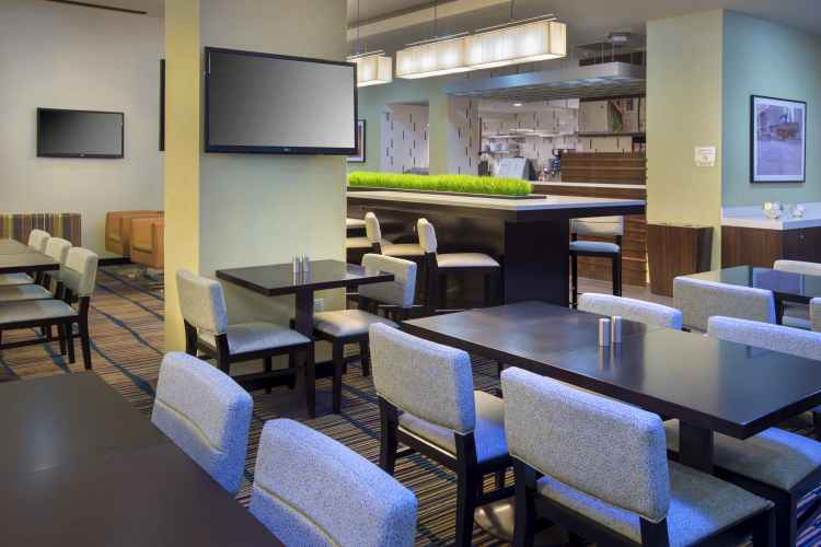 Courtyard by Marriott Chelsea, dining room