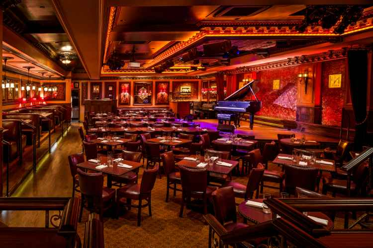 54 Below, restaurant
