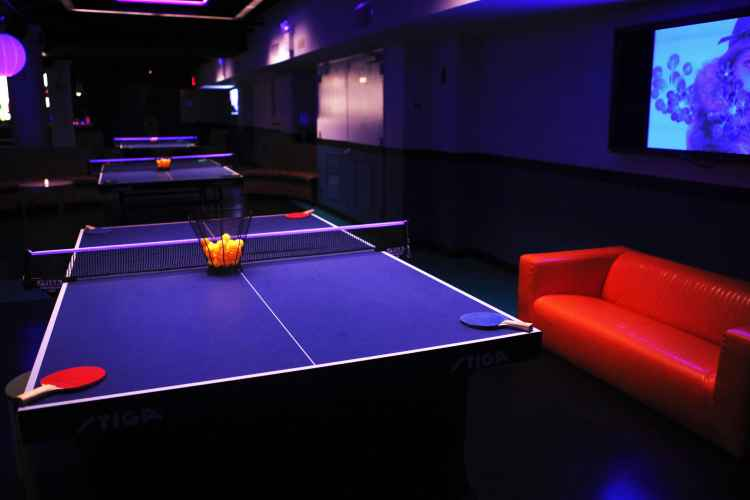 Spin New York ping pong