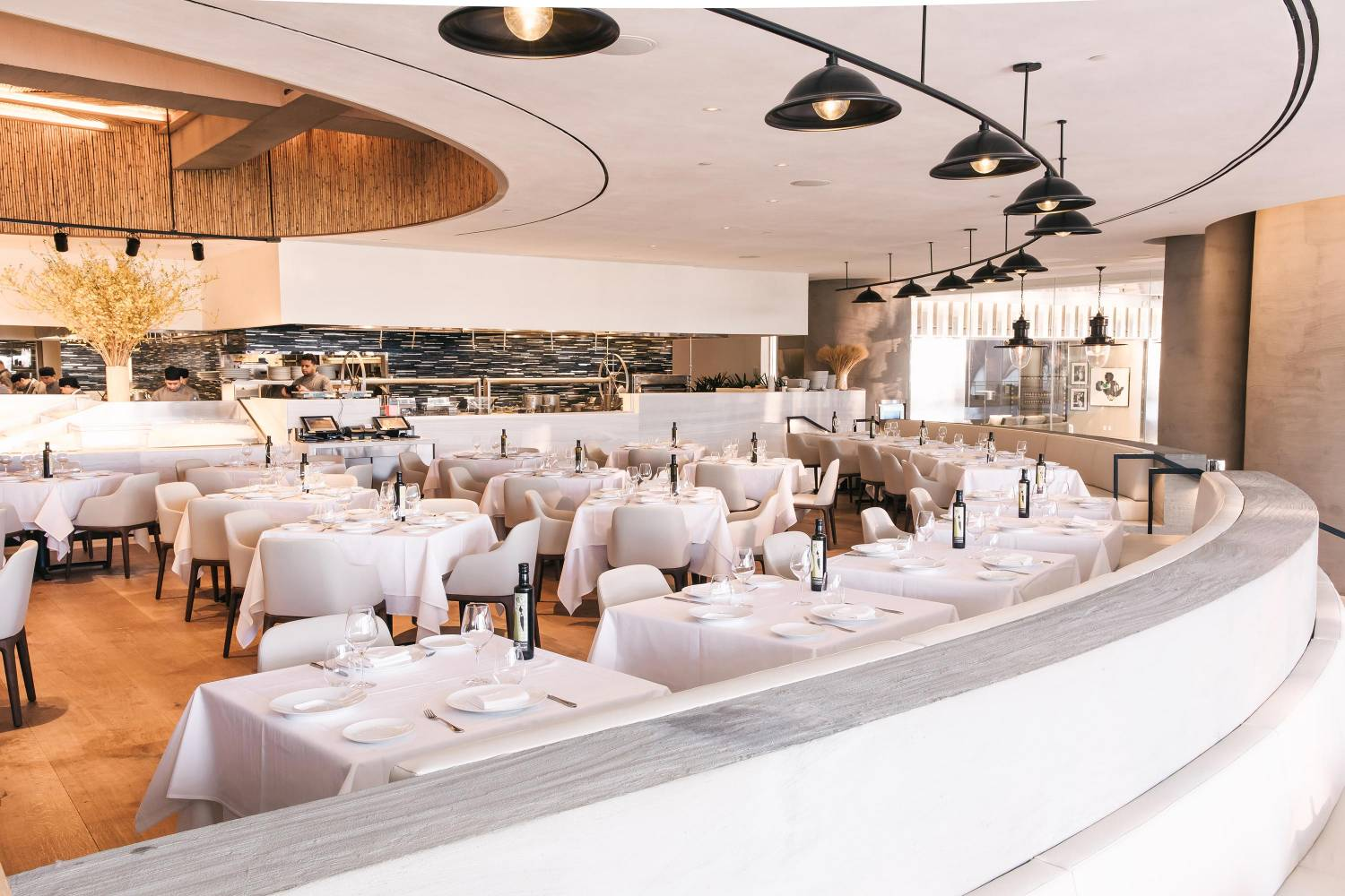 Estiatorio Milos Hudson Yards New York City Restaurant