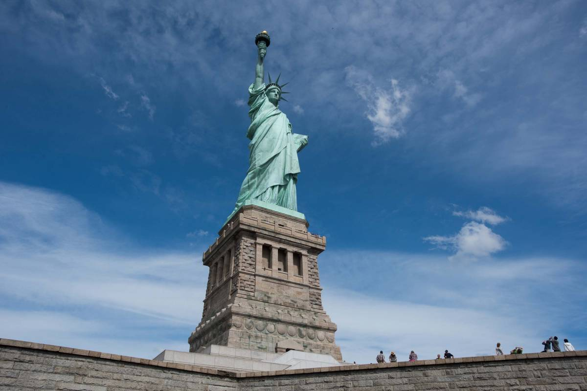 Fun Facts And Trivia About The Statue Of Liberty In New York City - Where is the statue of liberty located