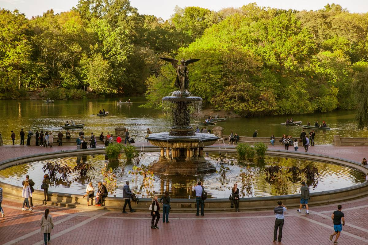 7 Must-See Central Park Attractions | Videos