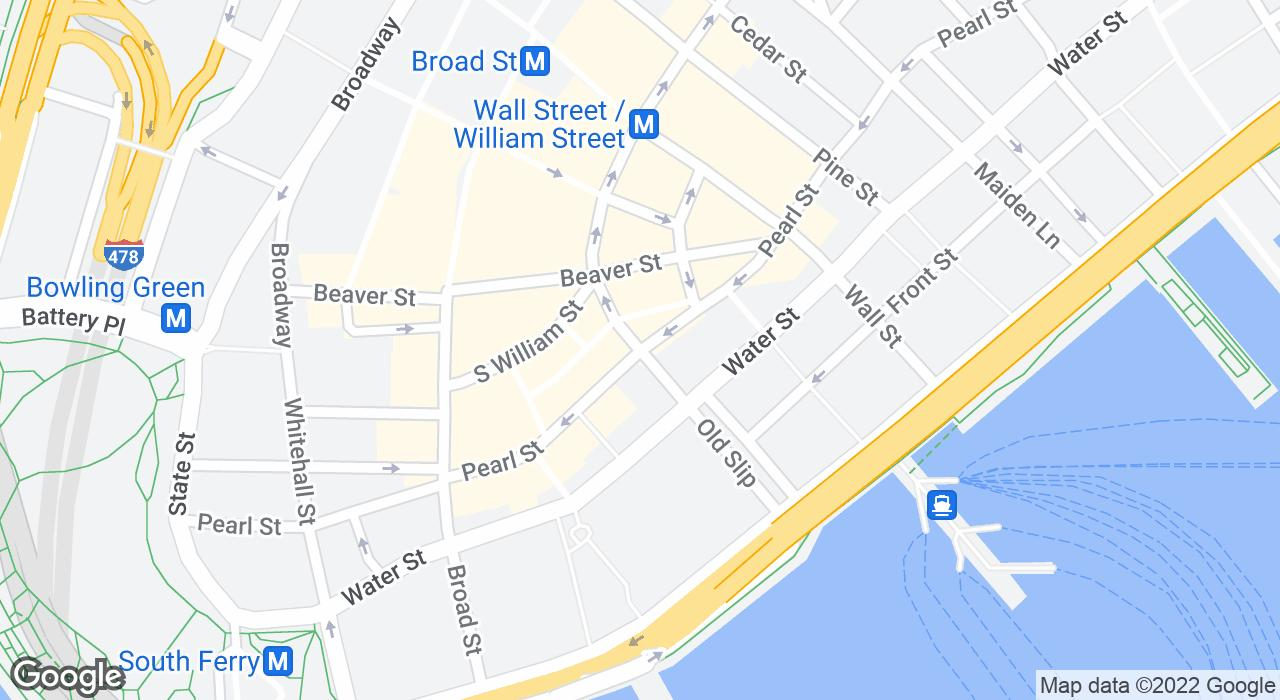 172 Norfolk St On Subway Map.Hanover Square Venues Nycgo