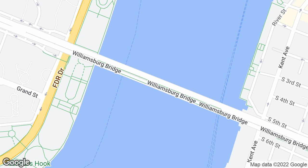 New York Subway Map Jumpers.Williamsburg Bridge The Official Guide To New York City