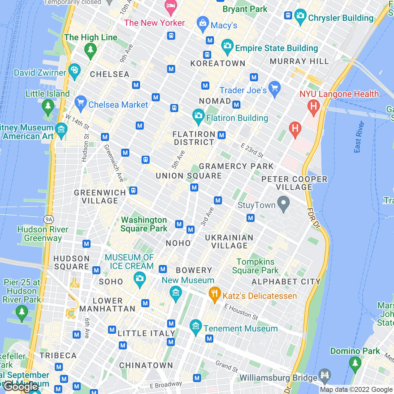 A Slice Of Brooklyn Bus Tours - Brooklyn bus map